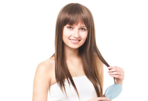 髪の毛ヘアケア